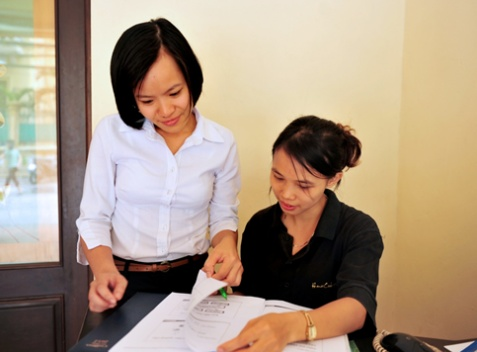Women in Viet Nam still encounter many difficulties within the criminal justice system.