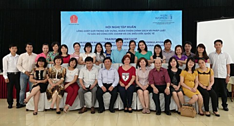 Equipping Viet Nam's law makers