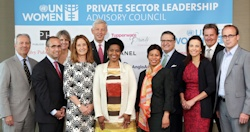 Press release: UN Women Launches Private Sector Leadership Advisory Council