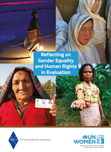 Reflecting on Gender Equality and Human Rights in Evaluation - Fourth Edition