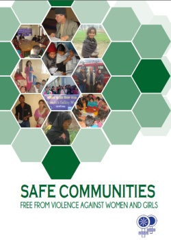 Safe Communities - Free From Violence Against Women and Girls