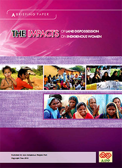 The Impacts of Land Dispossession on Indigenous Women