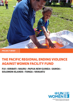 The Pacific Regional Ending Violence Against Women Facility Fund