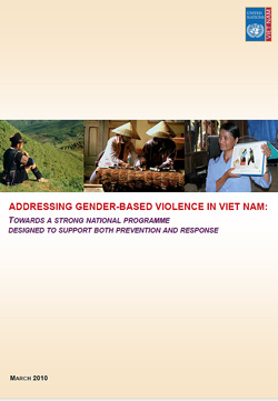Towards a strong national programme designed to support both prevention and response