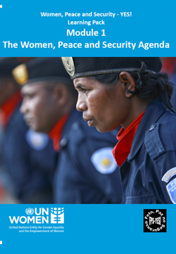 Women, Peace and Security (WPS) - YES! Learning Pack