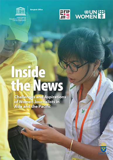Inside the News: Challenges and Aspirations of Women Journalists in Asia and the Pacific