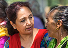 Helping Nepali widows regain their footing