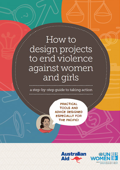 How to design projects to end violence against women and girls