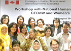 Improving Women's Human Rights in Southeast Asia