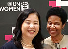 Japanese Prime Minister and UN Women Executive Director inaugurate UN Women Liaison Office in Bunkyo City