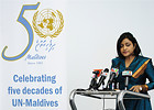 Government of Maldives and UN sign new strategic framework to deliver development results over the next five years