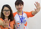 Vietnamese youth use social media to advocate for ending violence against women and girls