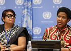 Amidst rising extremism, women's role in peace and recovery remains hampered and underutilized