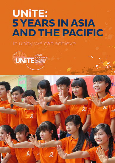 UNiTE: 5 YEARS IN ASIA AND THE PACIFIC