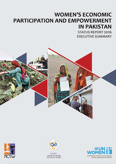 Status Report on Womens Economic Participation and Empowerment