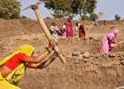 Changing the landscape with all-women worksites in India