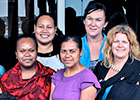 Gender and Protection Paving the Road for Humanitarian Response in the Pacific