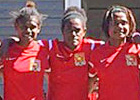 Papua New Ginean U-20 Women's Team Stands Together to Create a New Normal for Women and Girls