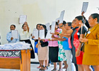 Promoting women leaders in Timor-Leste as elections approach