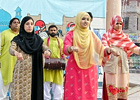 Street Performances Create Awareness on Challenges Faced by Women