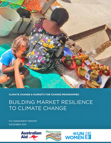 Building Market Resilience to Climate Change | Fiji