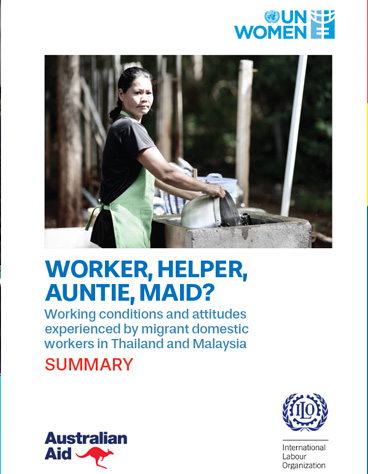 Worker, helper, auntie, maid? | Summary