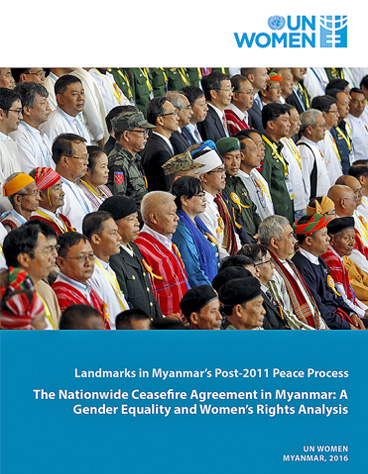 Landmarks in Myanmar's Post-2011 Peace Process
