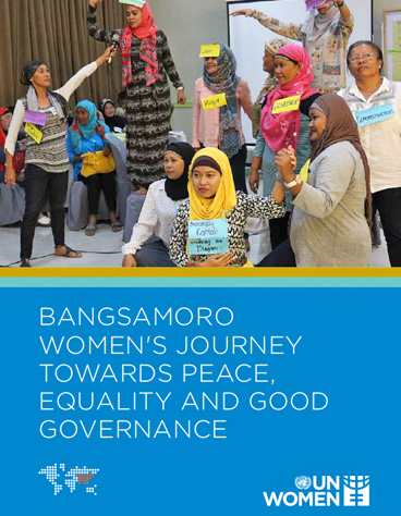 Bangsamoro Women's Journey Towards Peace, Equality and Good Governance