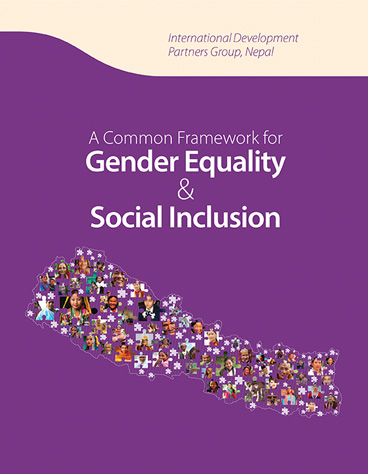 A Common Framework for Gender Equality & Social Inclusion