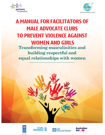 The Manual for Facilitators of Male Advocate Clubs to Prevent