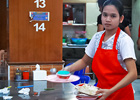 Portraits of Women Migrant Workers Bring Awareness to Cambodian Youths