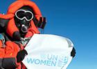 Kanchhi Maya Tamang summits MT Everest for gender equality in sports and empowerment of women migrant workers