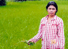 Women in rural Cambodia cultivate their way out of vulnerability