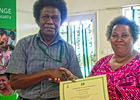 Honiara Central Market Vendors undertake Food Safety and Hygiene Training