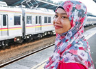 UN Women helping make Jakarta's public spaces safer for women and girls