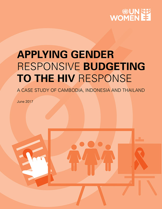 Applying Gender Responsive Budgeting to the HIV Response: A Case Study of Cambodia, Indonesia, and Thailand