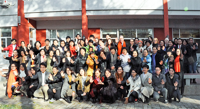 EVAW Trust Fund Equality Project Dissemination workshop held in Beijing