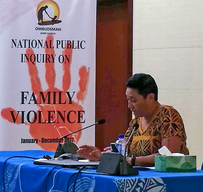 Samoa's Historic Inquiry into Family Violence Sparks a National Conversation