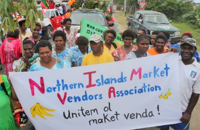 Northern Islands Market Vendors host first ever Annual General Meeting