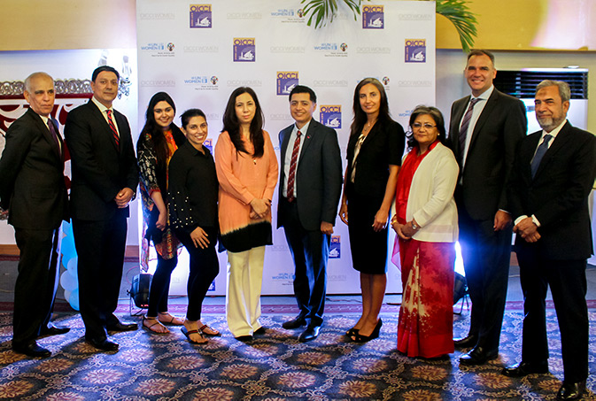 UN Women and Pakistan's Overseas Investors Chamber of Commerce and Industry Jointly Promote Gender Diversity in Companies