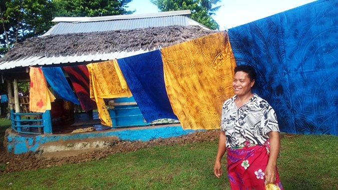 Samoa's Nofotane women assert their rights and independence