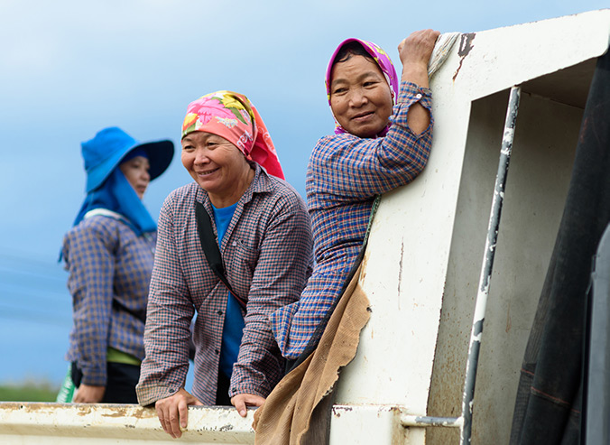 ASEAN agencies from different sectors join forces to improve the protection of women migrant workers in crisis situations