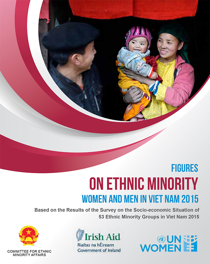 Figures on Ethnic Minority Women and Men in Viet Nam 2015