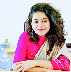 Nishtha Satyam is the Deputy Country Representative of UN Women India MCO.