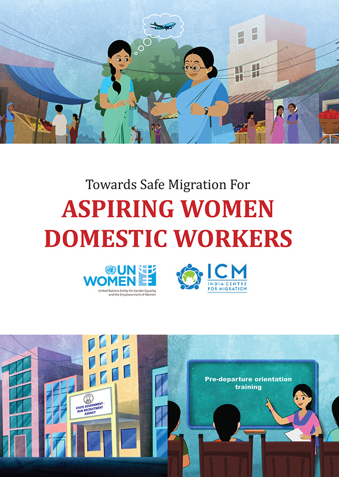 Towards Safe Migration For Aspiring Women Domestic Workers