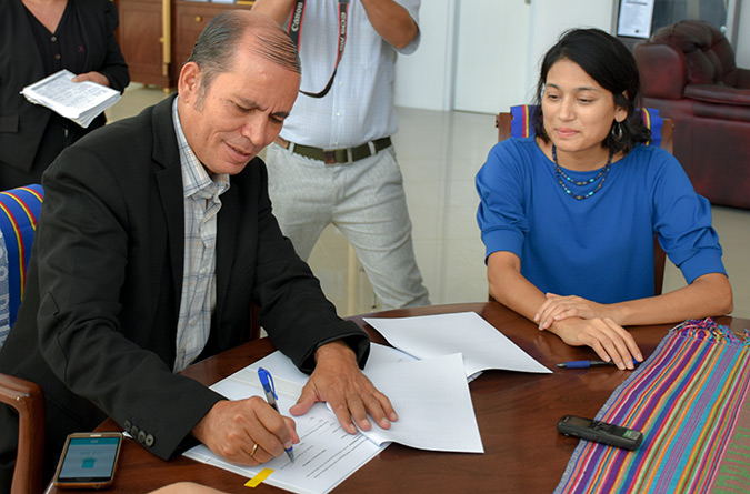 UN Women and Civil Service Commission Collaborate to Promote Equal Opportunities and Reduce Sexual Harassment in the Workplace in Timor-Leste