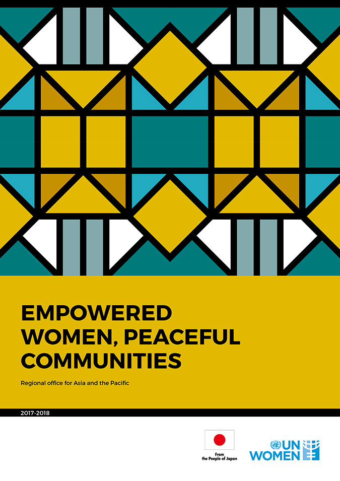 Empowered Women,  Peaceful Communities | Programme's brief