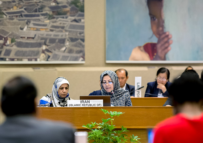 Asia-Pacific countries commit to empower rural women and girls at high-level UN forum