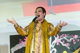 "Japanese singer and YouTube star PIKOTARO performs his new song ""Gender Equal Peaceful World"" photo: UN Women/STORY CO.,LTD"