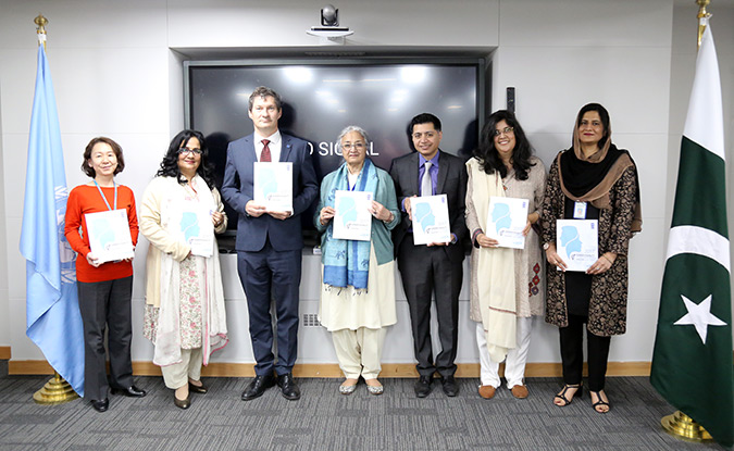 New research shows major efforts needed to enhance women's representation in Pakistan's civil service